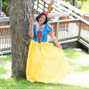 Halloween Snow White adult costume